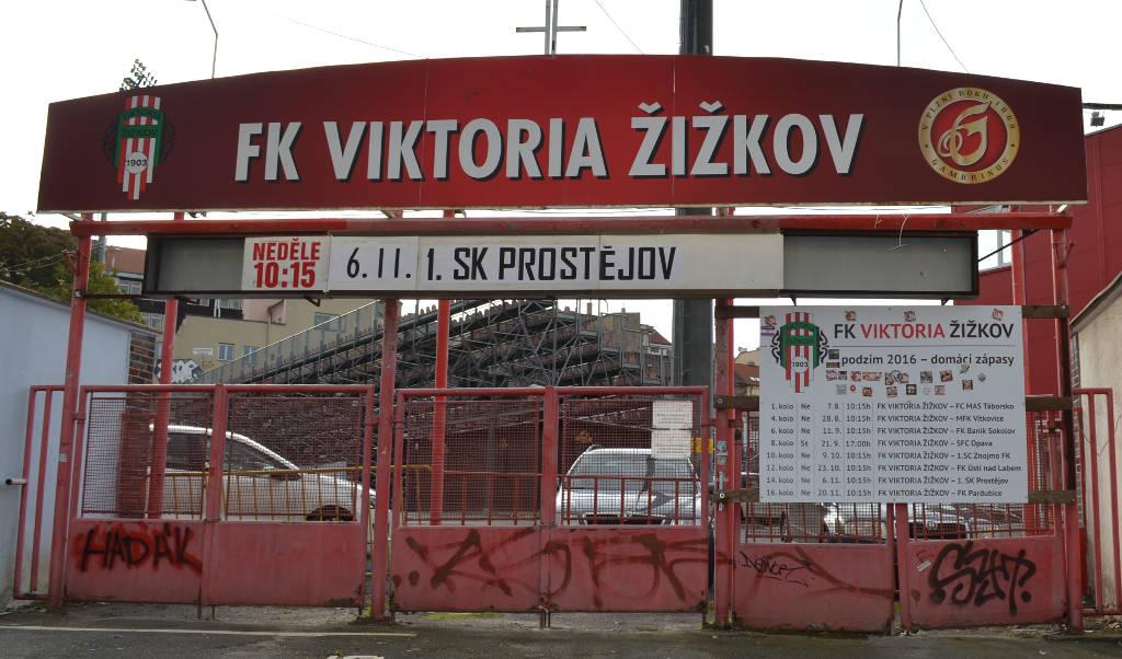 Fussball in Prag: der FK Žižkov – Infos zum Club, Stadion und Ticketkauf