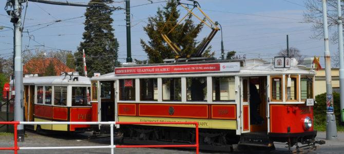 Fahrt mit der historischen Strassenbahn 41 durch Prag (inkl. Museum)