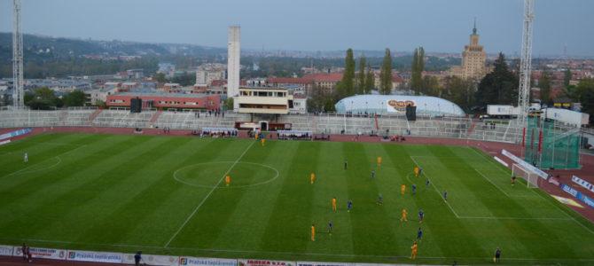 Fussball in Prag: der FK Dukla Prag – Infos zum Club, Stadion und Ticketkauf