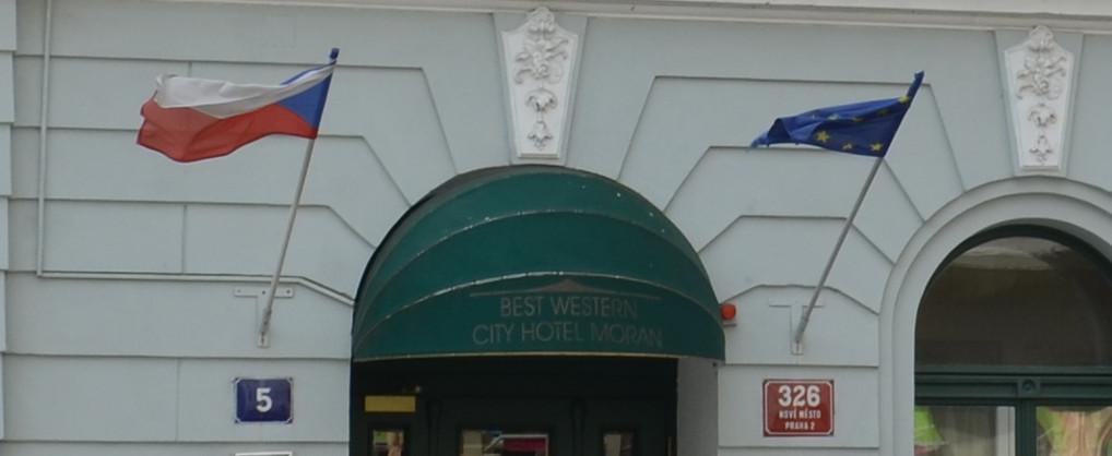 Best Western Hotel Moran 2
