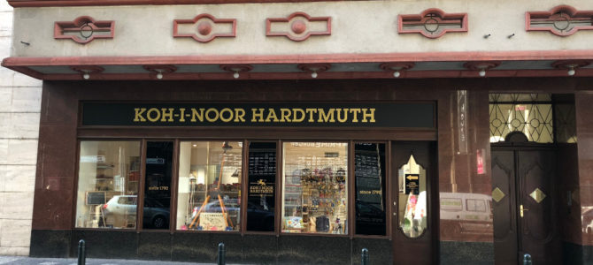 Koh-i-Noor – hochwertige Materialien zum Malen und Zeichnen